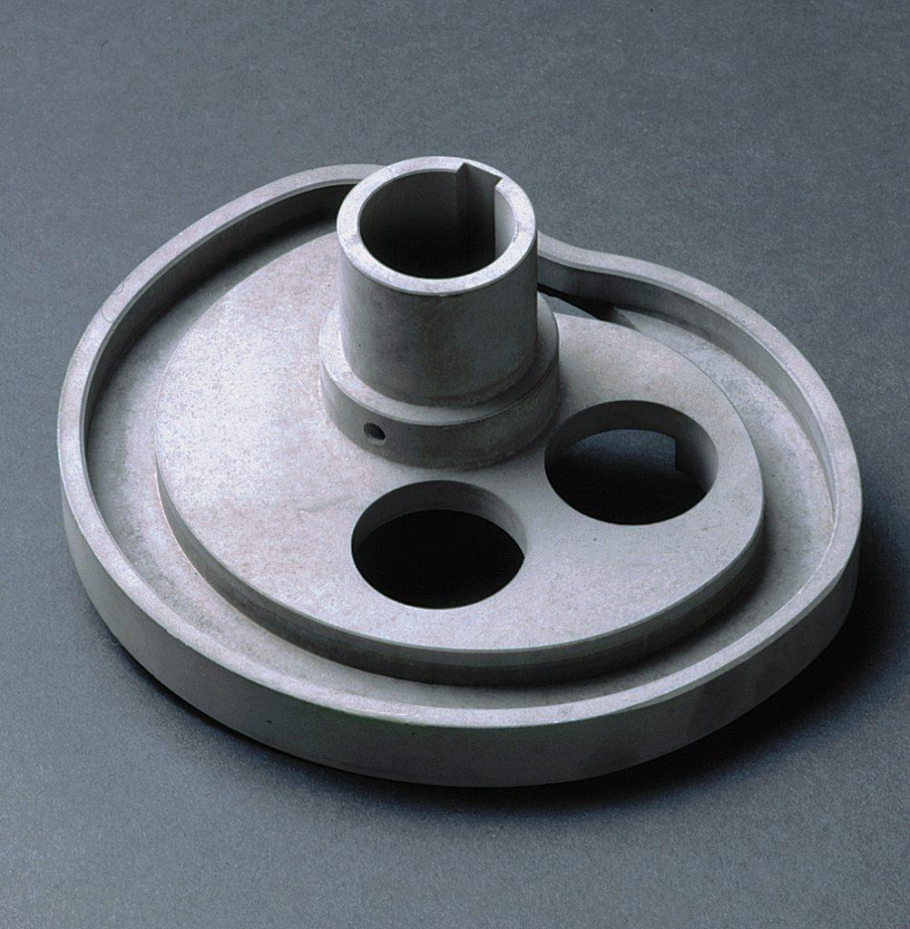 回転板カム(拘束方法:溝)